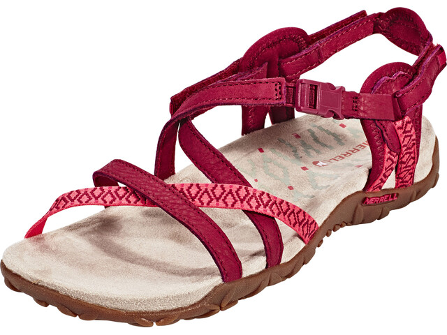 Merrell Terran Lattice II Zapatillas Mujer, fuchsia